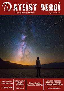 Ateist Dergi 9. Sayı Eylül 2014