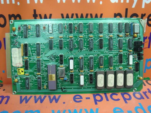 FISHER ROSEMOUNT DH6011X1-GA2-5 / 39A0724X32 MPU ROM REV.E
