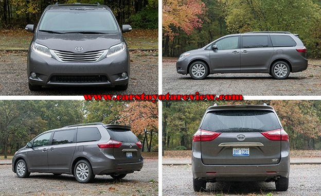 2017 Toyota Sienna Review AWD