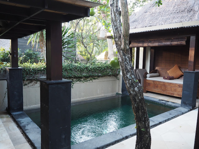 ubud village resort bali pool