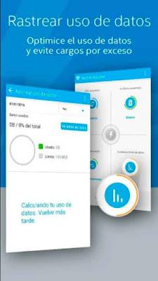 Supervisa el uso de datos móviles para evitar los molestos sobrecargos
