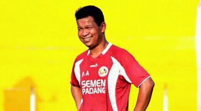 Kembali Jadi asisten pelatih Semen Padang Senior. Delfi Adri: Saya tidak pilih-pilih, di manapun dipercayakan