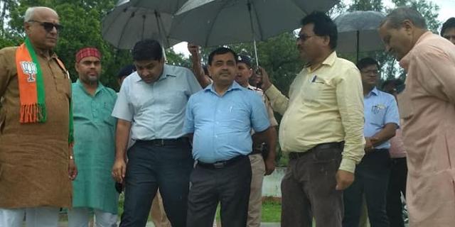 MP NEWS: शिवराज पर पथराव के बाद कलेक्टर की रिपोर्ट पर बवाल @ Churhat Kand