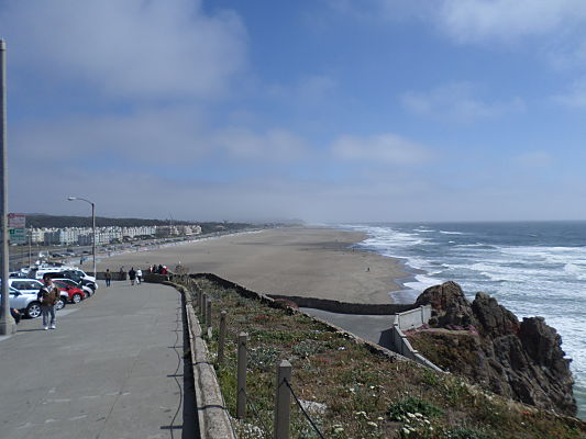 beach in san francisco