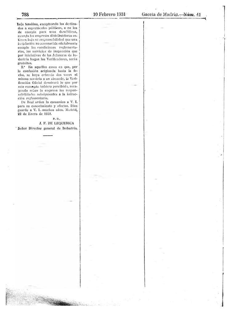 reglamento instalaciones electricas receptoras 1930 - 09