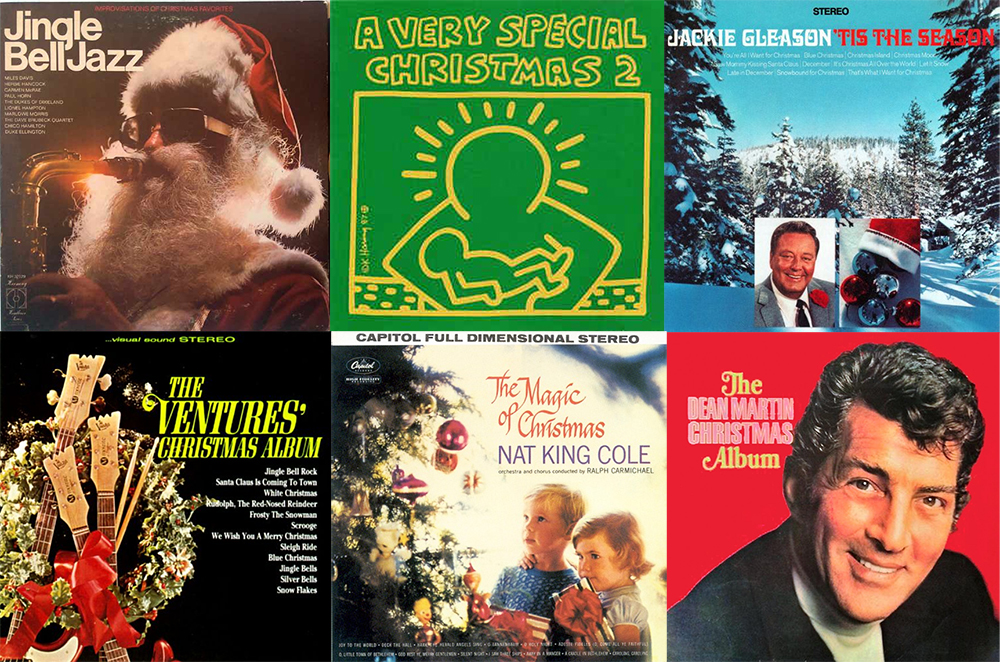 for the last couple of days ive been able to add some great christmas albums to our growing archives here are the latest additions