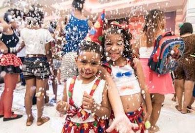 Shopping Jardim Guadalupe realiza o 'Bailinho de Carnaval'