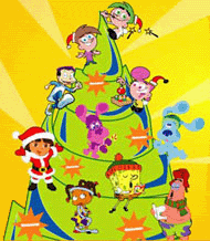 Nickelodeon Christmas Tree