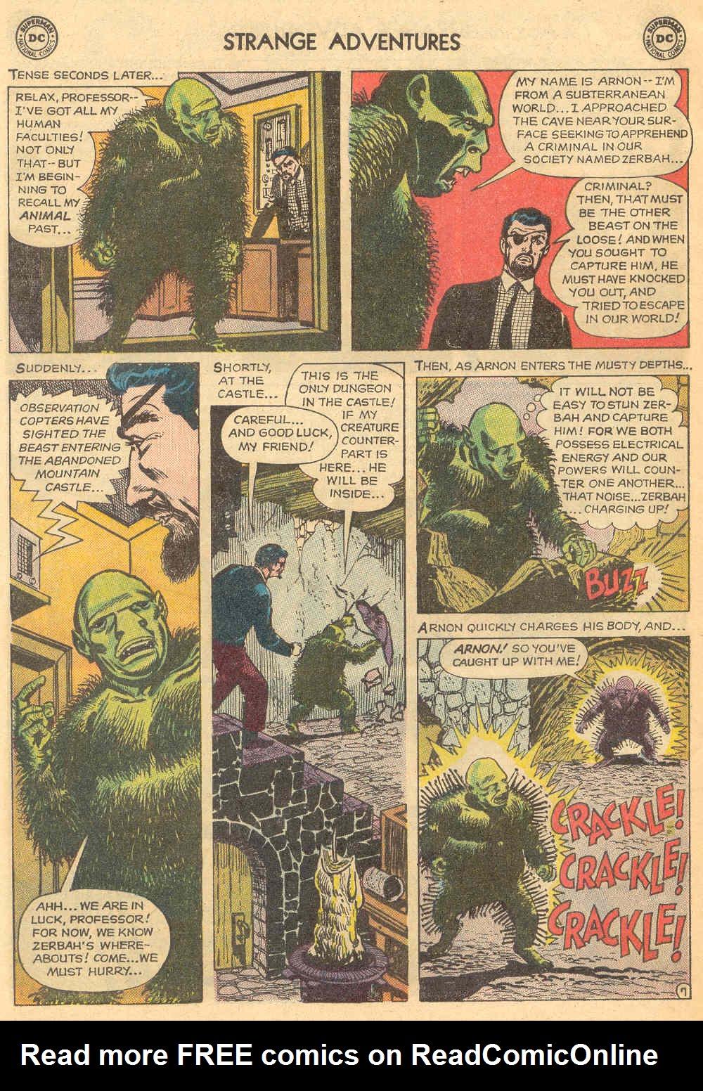 Strange Adventures (1950) issue 173 - Page 32