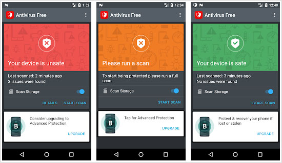 Bitdefender Antivirus App