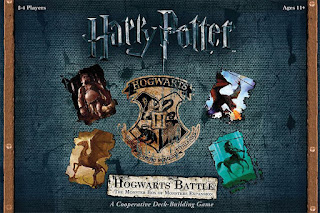 H.P Hogwarts Battle The Monsters Box of Monsters (unboxing) El club del dado Pic3626222
