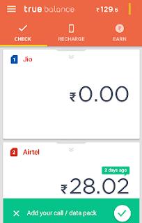 true balance app recharge membership