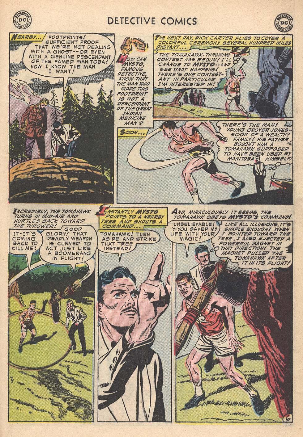 Read online Detective Comics (1937) comic -  Issue #210 - 39
