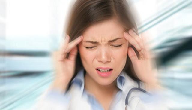 Berikut Lima Jenis Sakit Kepala Yang Umum Menyerang Manusia