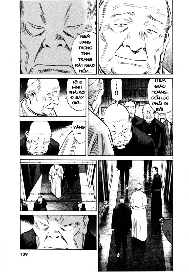 20th Century Boys chapter 165 trang 5