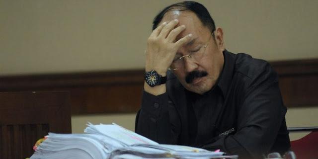 Sebelum Novanto Kecelakaan, Ternyata Fredrich Minta Perawat Buat Surat Pengantar IGD