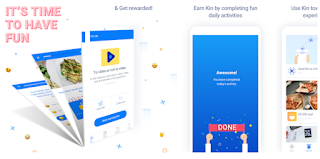 Kinit - Enjoy Kin Every Day Mobile App