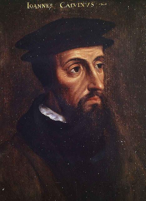 João Calvino (1509 — 1564).