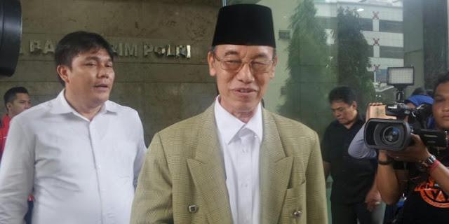 Hamka Haq: Jika Kasus Ahok Murni Agama, Dia Minta Maaf Selesai