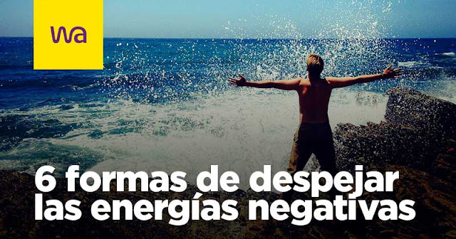 despejar energias negativas