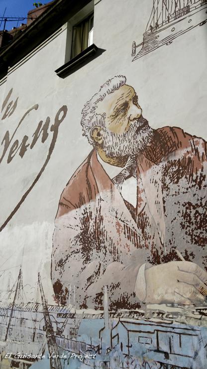 Julio Verne, Nantes por El Guisante Verde Project