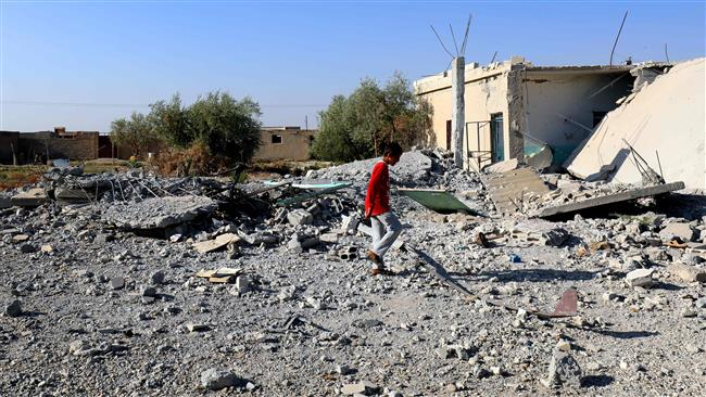 Multiple deaths in US-led airstrikes on Syria's Raqqah: Report