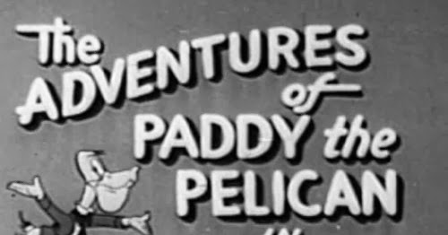 THE ADVENTURES OF PADDY THE PELICAN Bootleg versions