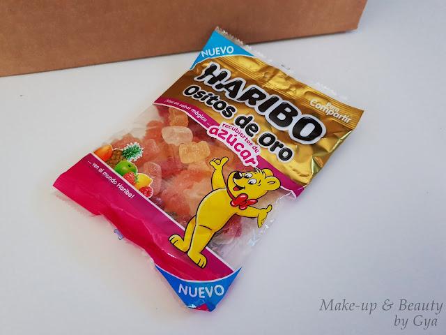 Haribo Ositos de Azucar Degustabox Diciembre ´18