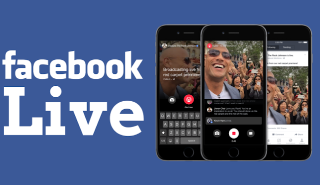 Facebook: diretta video disponibile in Italia