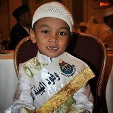 Alhamdullilah Musa meraih Juara Ketiga di Musabaqah Hifzhil Quran Internasional ke 23 di Mesir