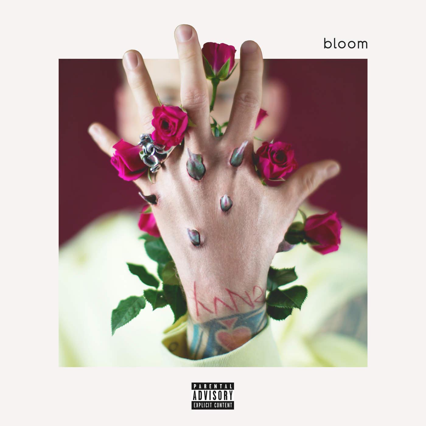 Machine Gun Kelly - bloom Cover