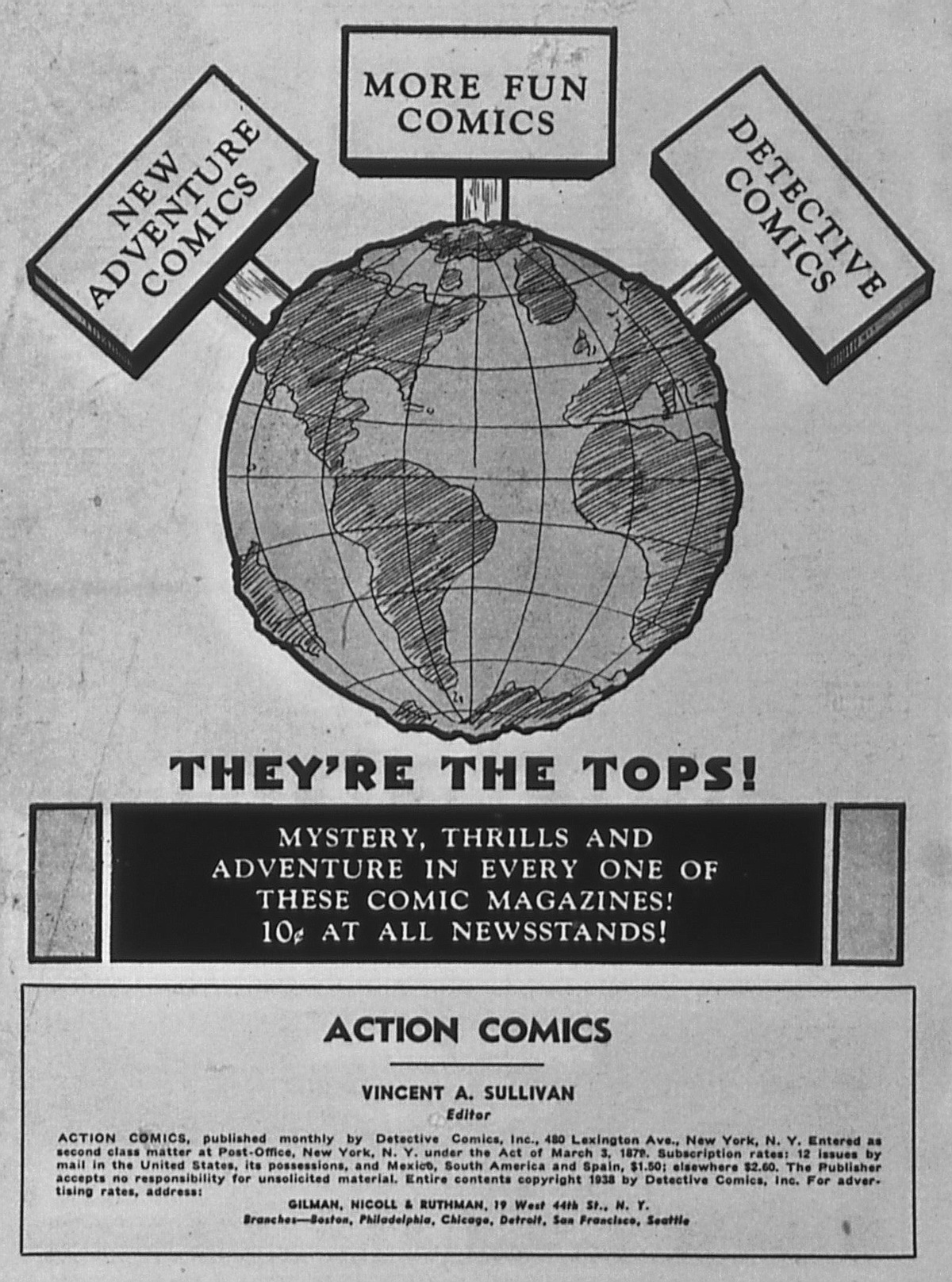 Read online Action Comics (1938) comic -  Issue #4 - 2