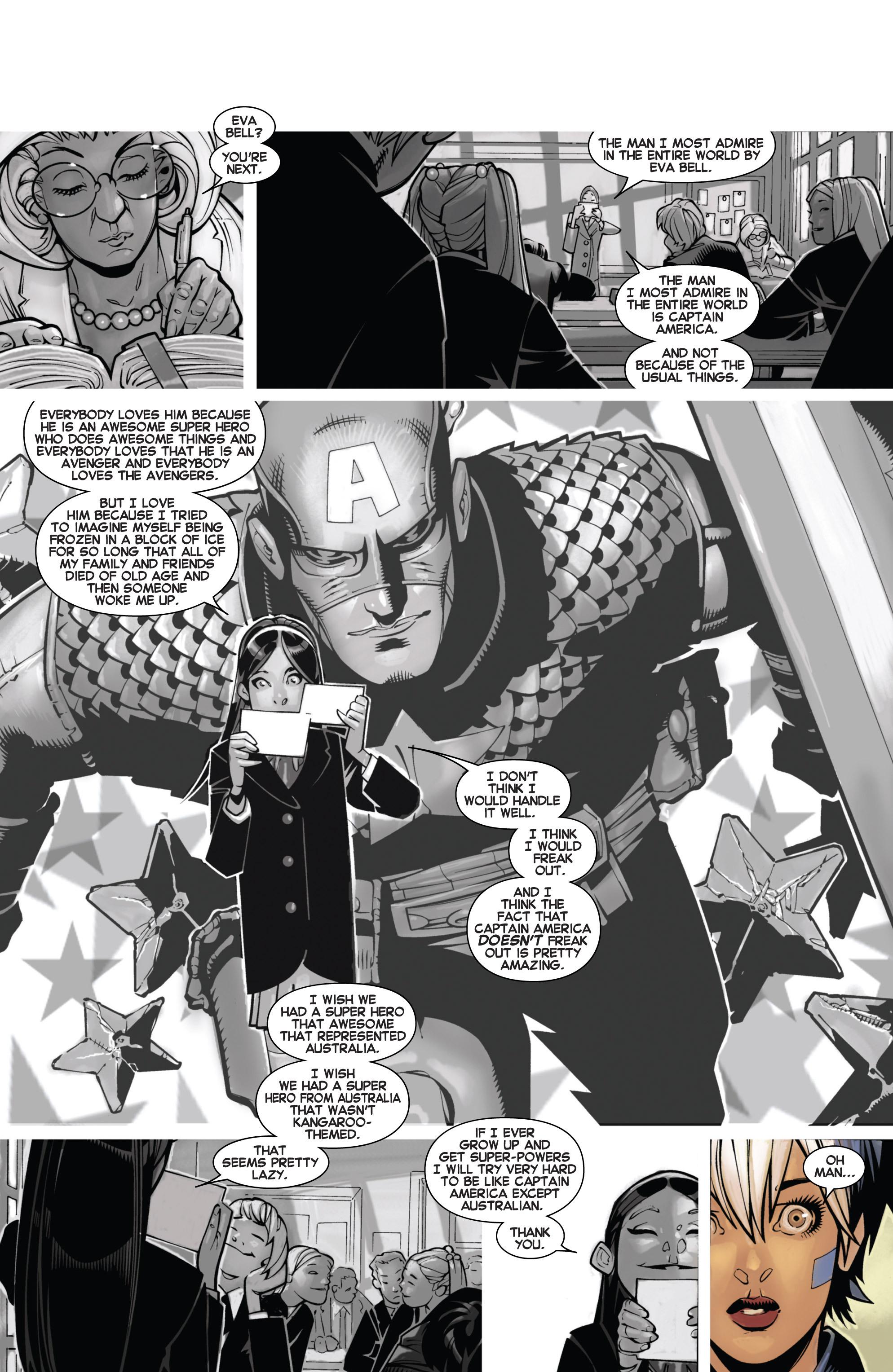 Read online Uncanny X-Men (2013) comic -  Issue #3 - 2