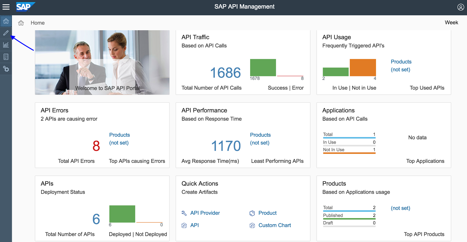 How to consume an On-Premise REST service via SAP API