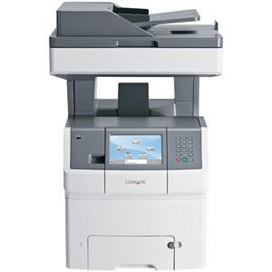Lexmark X738DE Driver Download