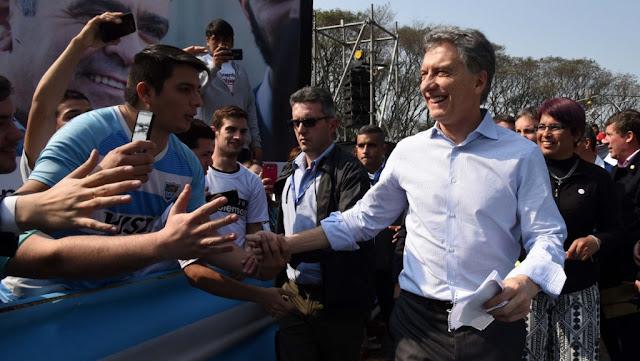"""Macri convocó a """"Batallar"""" para defender el cambio y poner freno a las mafias"""