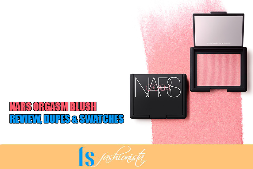 NARS Orgasm Blush Review, Dupes & Swatches