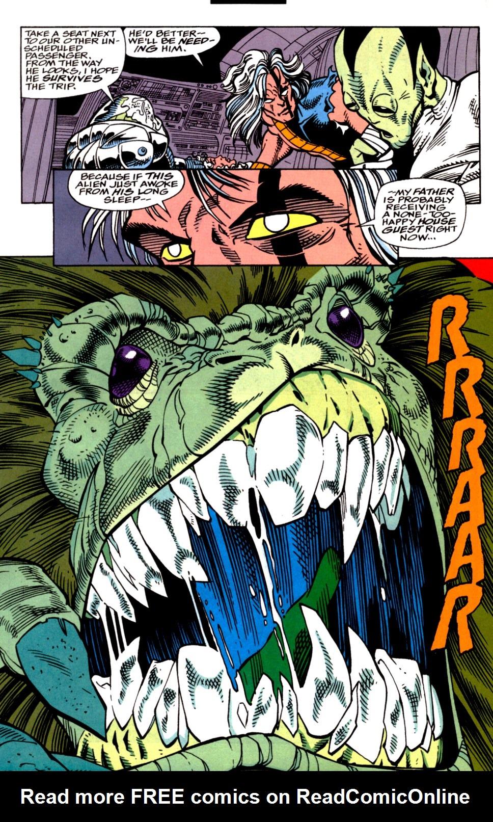 Read online Blackwulf comic -  Issue #4 - 12