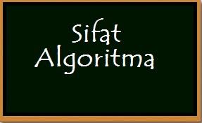 6 Sifat Algoritma Dapat Dikatakan Baik Karakteristik Algoritma