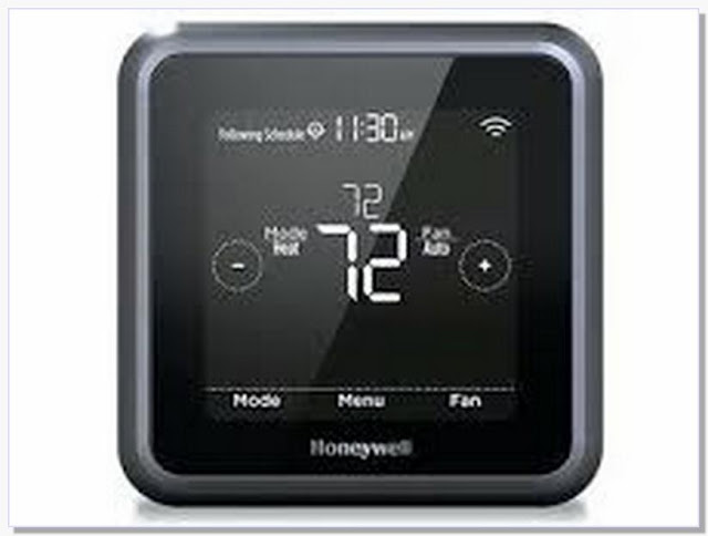 Honeywell wifi thermostat rth6580wf connection failure