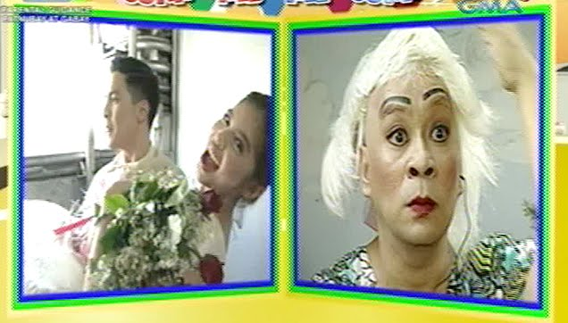 Alden and Maine modeling turns into a wedding