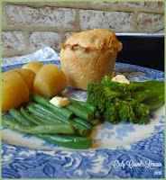 How to make a Vegetarian Chicken and Leek Pie
