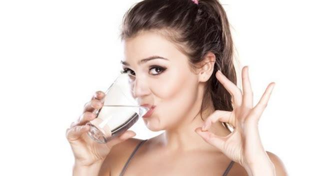 Saran Diet Dengan Air Putih