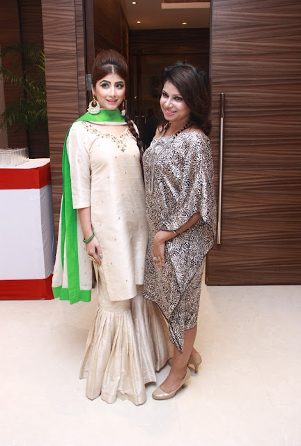 Entrepreneur Mallika Jain and Payal Gupta