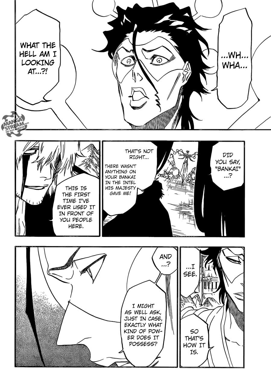 Bleach - Chapter 688