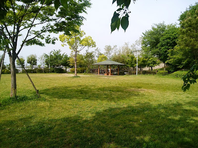 【枚方市・津田サイエンスヒルズ】空見の丘公園