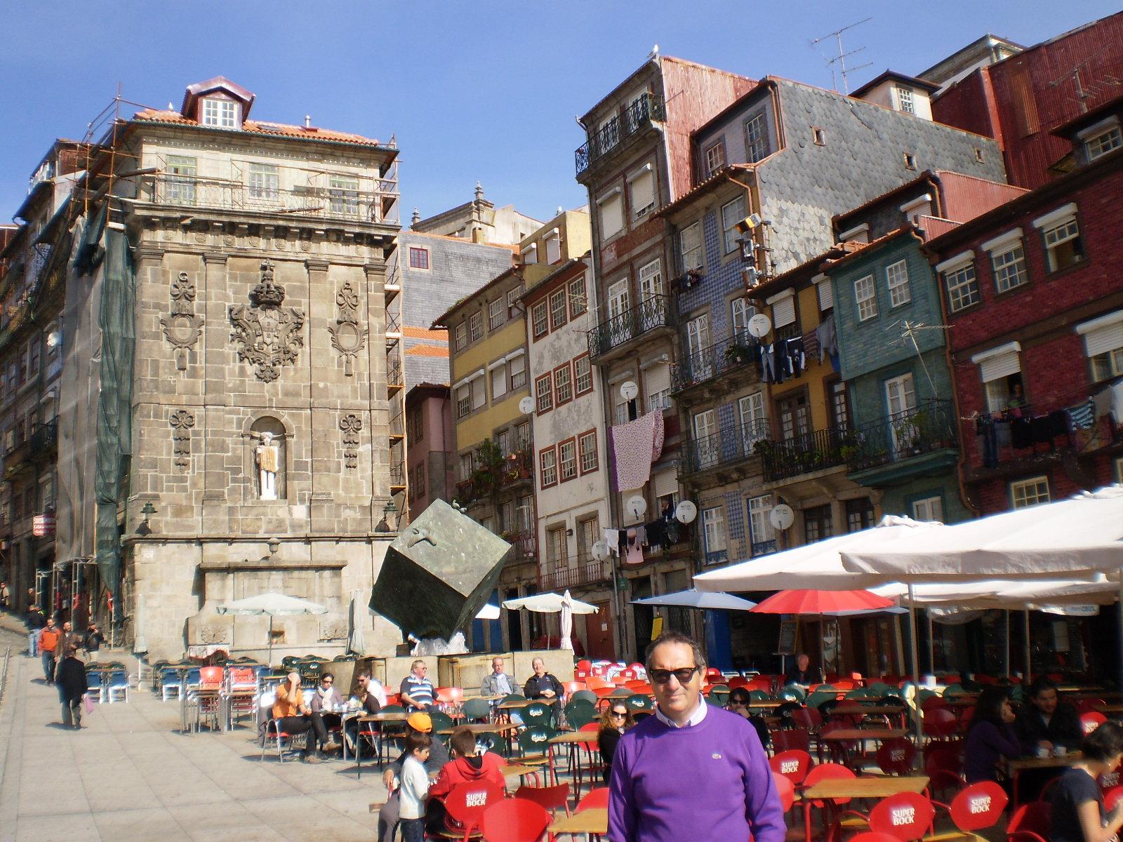 Viajar oporto ribeira y zona antigua - Casco antiguo de lisboa ...