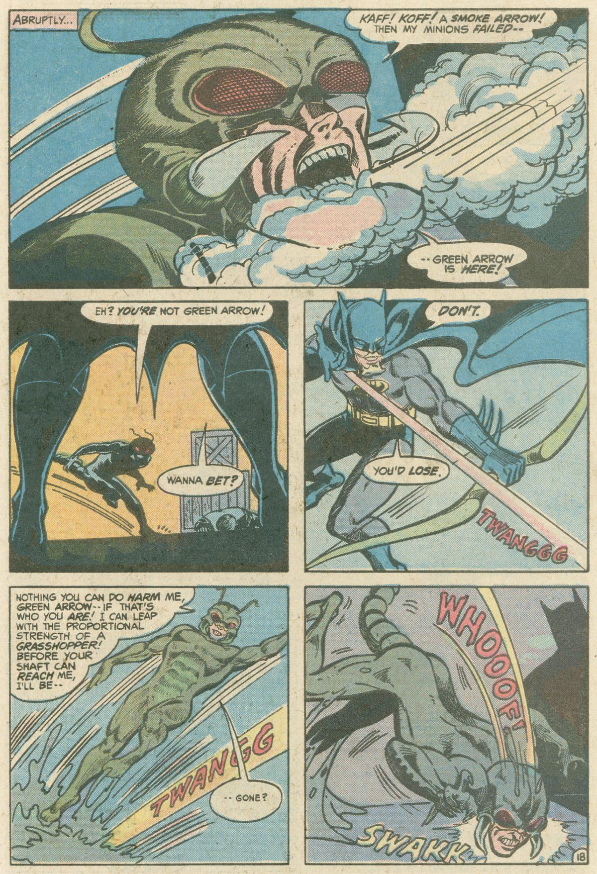 Read online World's Finest Comics comic -  Issue #249 - 39