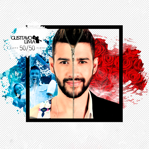 Baixar CD Gusttavo Lima 50/50 (2016) CD Gusttavo Lima 50 50
