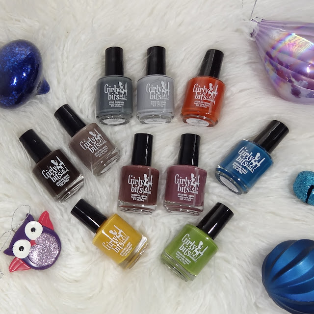 Girly Bits 2017 Fall Collection